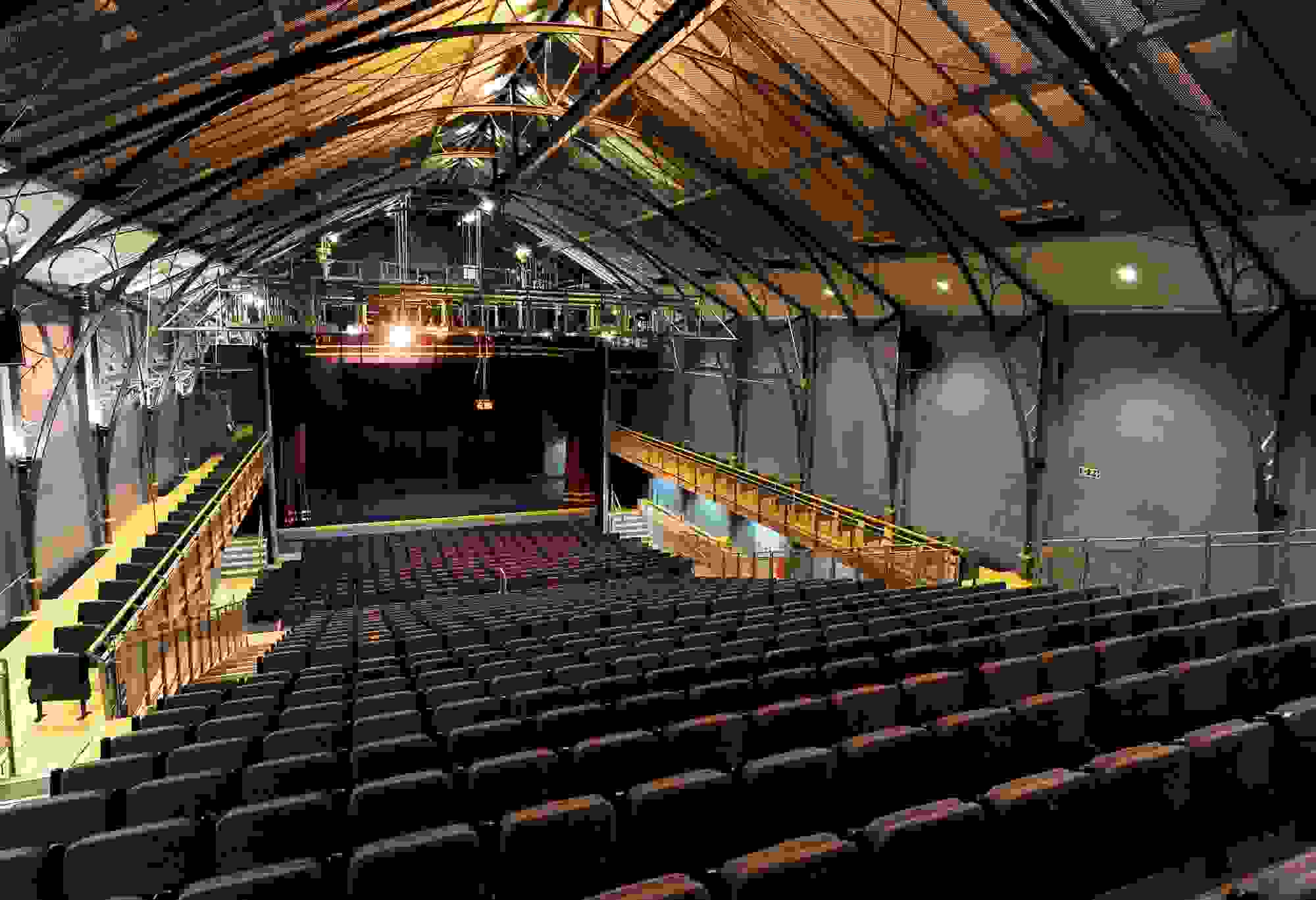 View our auditorium 360