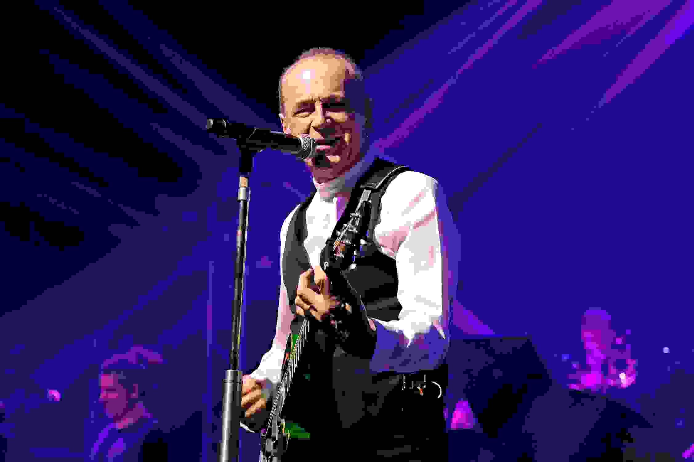 I Talk Too Much, Francis Rossi