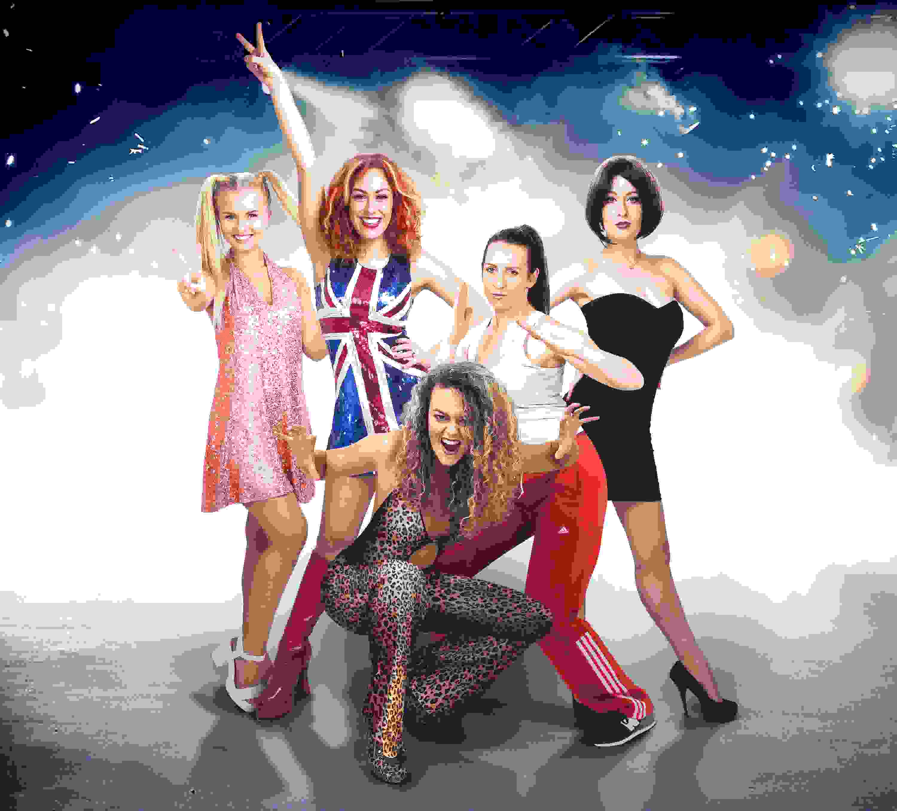 Wannabe : The Spice Girls Show