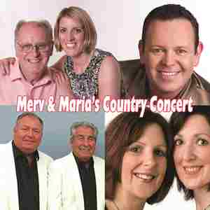 Merv and Maria's Country Music