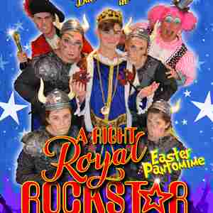 A Right Royal Rockstar (Easter Panto)